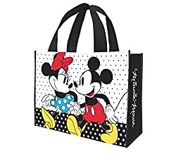 Disney Mickey & Minnie Large Recycled Shopper Tote