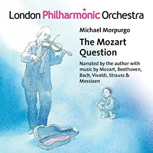 Morpurgo: The Mozart Question Audiobook