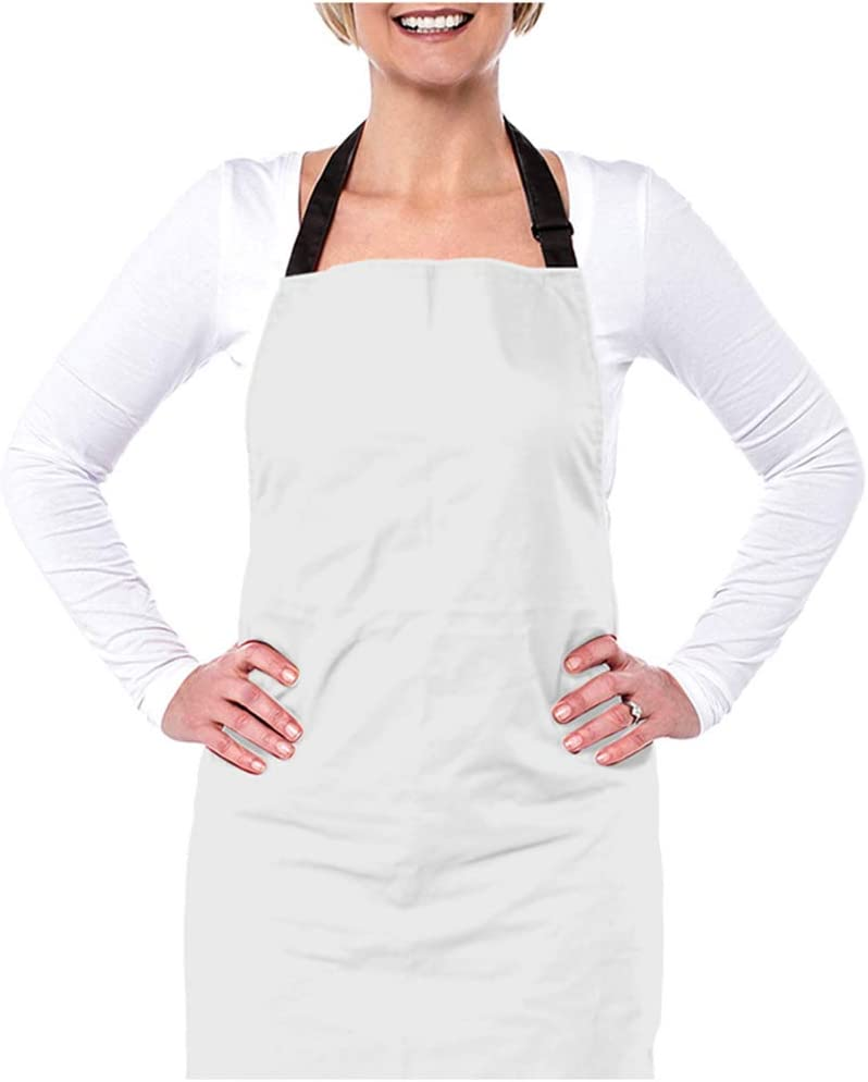 PZZ BEACH Cool Nude Aprons for Kitchen Barbecue Cooking Grilling with Adjustable Straps Funny Apron