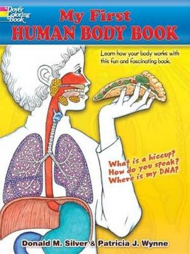 My First Human Body Book (Dover Children's Science