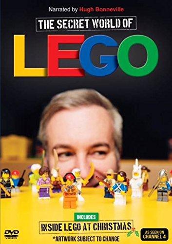 Secret World Of Lego [DVD]: Amazon.co.uk: Hugh Bonneville: DVD ...