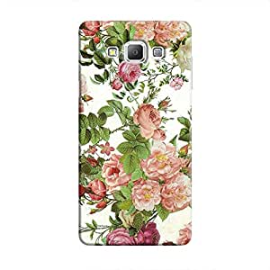 Cover It Up Flower Garden Hard Case For Samsung Galaxy A7, Multi Color