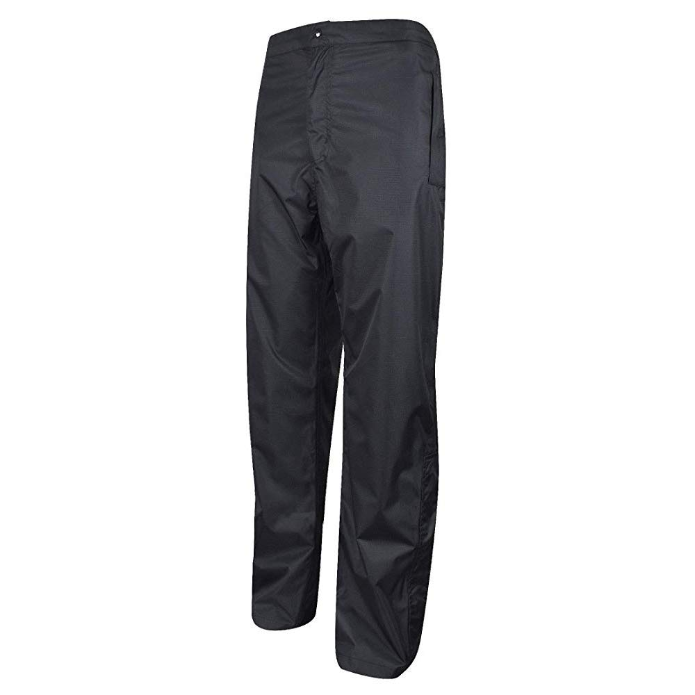 The Weather Company Golf PANTS メンズ X-Large ブラック B07PGGLQX7