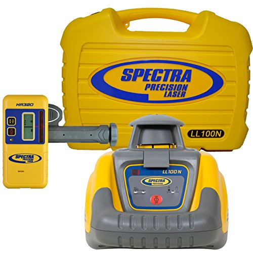 (Spectra Precision LL100N Laser Level)