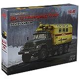 ICM Models ICM35518 1/35 ZiL-131 Emergency Truck Model Kit