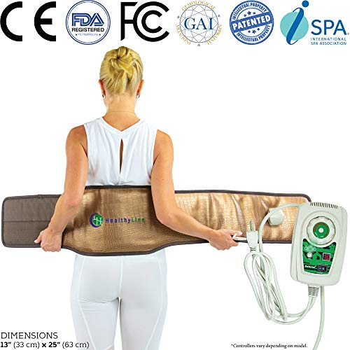 HL HEALTHYLINE - Far Infrared Heat Therapy Belt