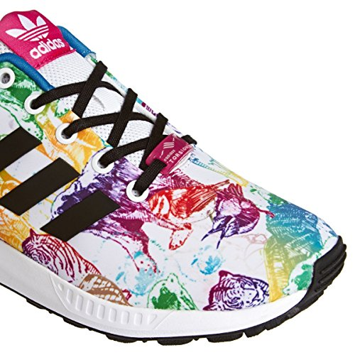 Scarpe Unisex adidas ZX Flux Multicolor tw1Eq1f