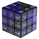 KathShop Carbon Fiber Cube as a Gift Toy Mathematics Intelligence Development Learning Tools Rubik's Cube Education Toy