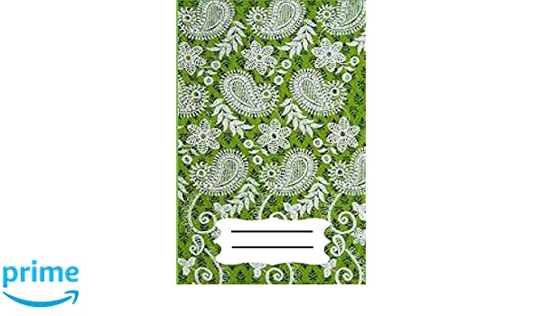 top notebook: Unlined Notebook - Large (6 x 9 inches) - 200 ...