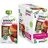 Sprout Organic Baby Food Pouches Stage 2 Sprout Baby...