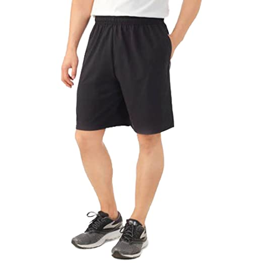 db9990ba740 Fruit of the Loom Men s Jersey Short with Side Pockets (Small