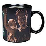 Underground Toys Doctor Who Coffee Mug Weeping Angel Design Changes with Heat
