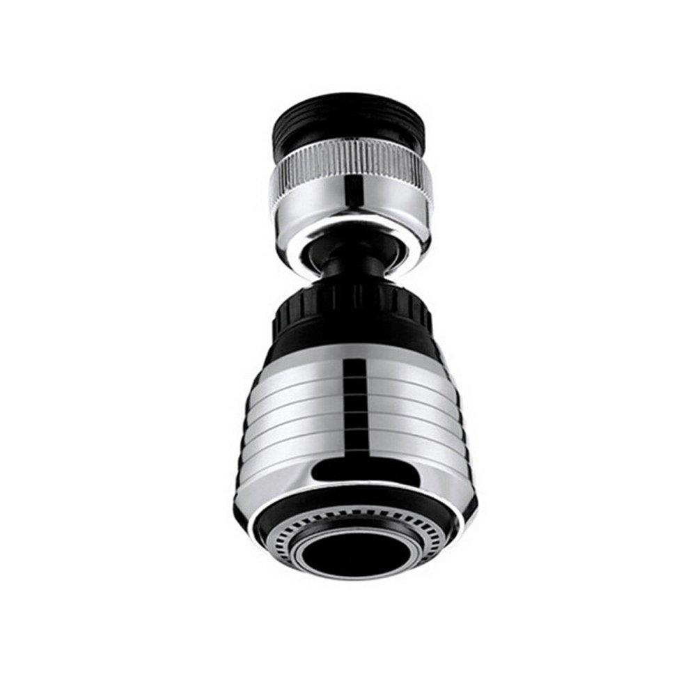 360/Rotatif pivotant Robinet buse Filtre Eau Sauve Adaptateur Filtre Eau Robinet A/érateur Diffuseur Accessoires de Cuisine Newin Star lbuse de leau filtrante