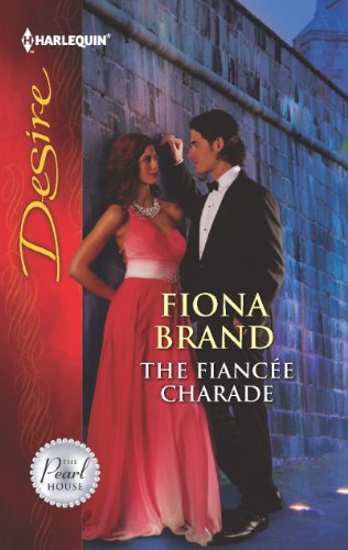 book cover of The Fiancee Charade