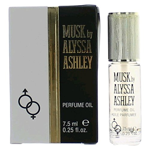 Alyssa Ashley Musk By Alyssa Ashley For Women. Perfume Oil .25 ()