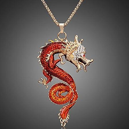 TREESTAR Chinois Dragon Mod/èle Strass Porte-cl/és Design /Él/égant Sparkle Sac /À Main Pendentif Porte-cl/és Twinkle Ornements Accessoires pour Sac /À Dos /À Dos De Voiture Cl/és