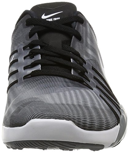 Nike Damen Wmns Free Tr 6 Prt Turnschuhe Schwarz (Black/White Cool GreyBlack/White Cool Grey)
