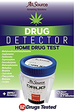 Amazon 12 panel urine drug test with free lab confirmation 1 12 panel urine drug test with free lab confirmation 1 one size solutioingenieria Choice Image