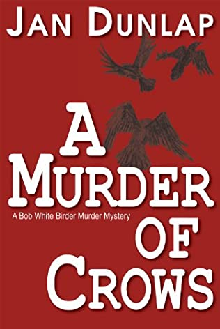 book cover of A Murder of Crows