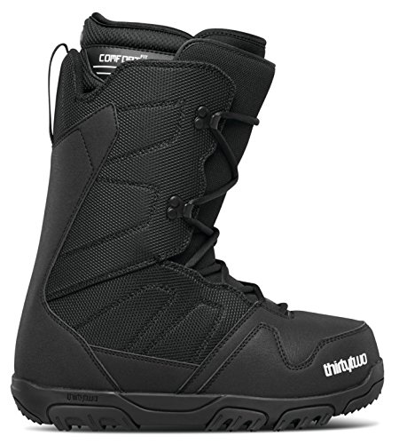 thirtytwo Exit '17 Snowboarding Boot, Black, 12