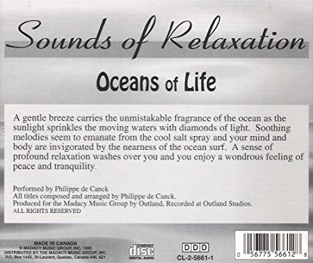 Sounds Of Relaxation - Mystic Blue