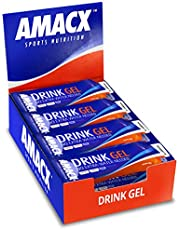 Amacx Drink Gel Orange Caffeine 12 x 60 ml