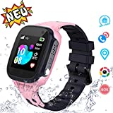 Best Child Locator Watch For Kids - Kids Waterproof Smartwatches Phone - LBS Tracker Locator Review