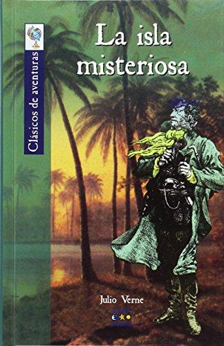 La Isla Misteriosa Clsicos De Aventuras Libro Julio Verne Epub