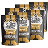 BUY ONE GET ONE FREE PROMOTION! Bubba's Fine Foods Paleo, Grain-Free, Gluten-Free Granola, Bourbon Vanilla, 6 Ounce (Pack of 6) | Keto Approved