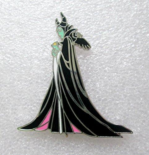 Disney Hidden Disney Pin - Disney's Sleeping Beauty Maleficent & Diablo Disney Trading Pin
