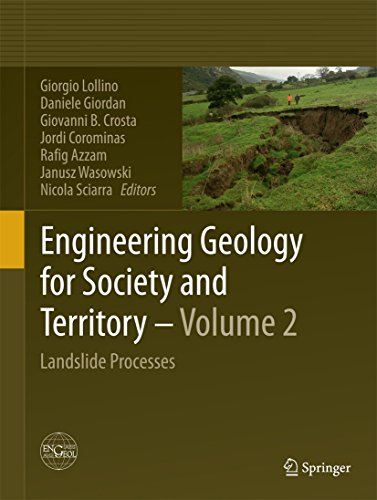 Engineering Geology for Society and Territory - Volume 2: Landslide Processes Pdf