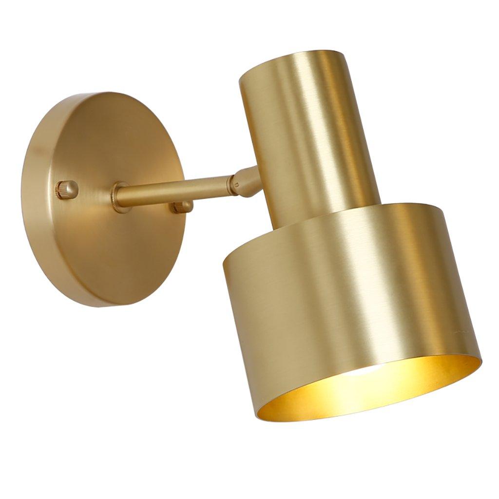 Kupferne Wand-Korridor-Gang beleuchtet Badezimmer-Eitelkeits-Spiegel-Wand-Lampe (Größe   A)