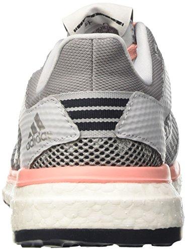 Gris Femme De Response Chaussures grimed Adidas plamet W Course suabri aY7Xqw