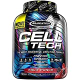 MuscleTech Performance Series Cell-Tech Fruit Punch - 5.95 lbs
