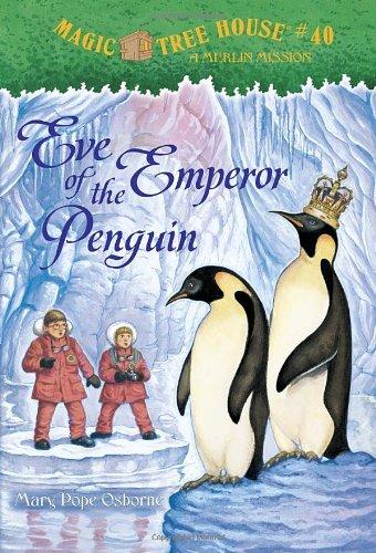"""El Regalo del Pinguno Emperador - Book #12 of the Magic Tree House """"Merlin Missions"""""""