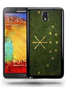 Adygea National Vintage Flag Phone Case Cover Designs for Samsung Galaxy Note 3