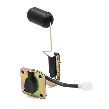 Sourcingmap Scooter Accesorio de Motocicleta de Tapa Tapónacidad de Depósito Flotador Envío de Sensor Unidad de Hj125T-8: Amazon.es: Coche y moto