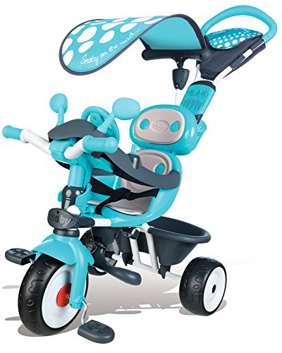 Smoby 740601 New Baby Driver Comfort Toy