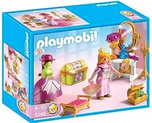 Playmobil 626705 - Princesas Vestidor Real