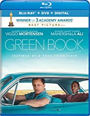 Green Book Blu-ray + DVD + Digital