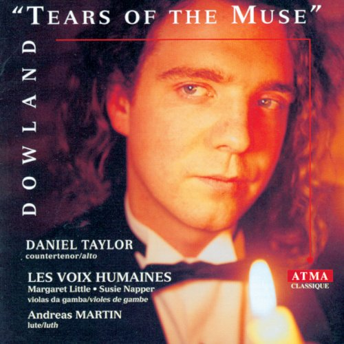 Tears Dowlands - Dowland: Tears of the Muse