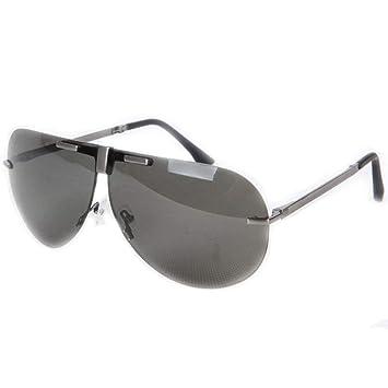 Jiecafy Hombres polarizados Gafas de Sol Plegables Gafas ...