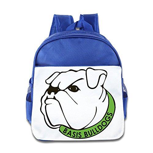 Basis Bulldogs Kids School Backpack Bag