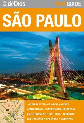 São Paulo Map Guide