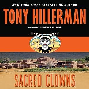 Sacred Clowns Hörbuch