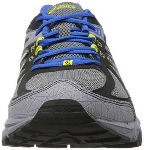 Scarpa Da Running Asics Uomo Gel-sonoma Titanio / Nero / Reale