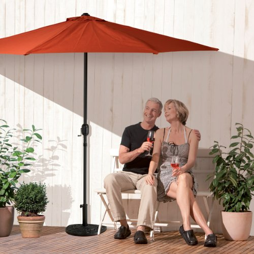 Ombrellone da balcone: Amazon.it: Giardino e giardinaggio