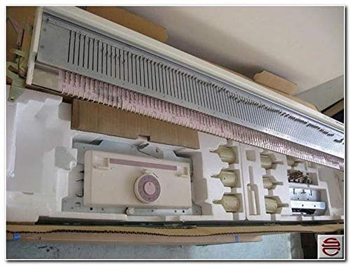 Weaver KR260 Ribbing Attachment for KH260 Knitting Machine Same as Brother Ribber by SUNNY CHOI (Image #1)