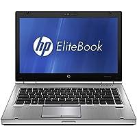 HP Elitebook 8470p Laptop WEBCAM - Core i5 2.6ghz - 8GB DDR3 - 500GB HDD - DVD - Windows 10 home - (Certified Refurbished)