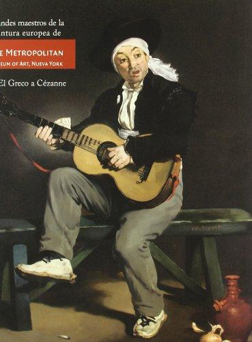 Descargar Libro Grandes Maestros De La Pintura Europea De The Metropolitan Museum Of Art Katharine Baetjer